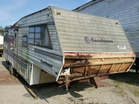 Salvage CCHM 5TH WHEEL