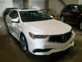 Salvage Acura TLX